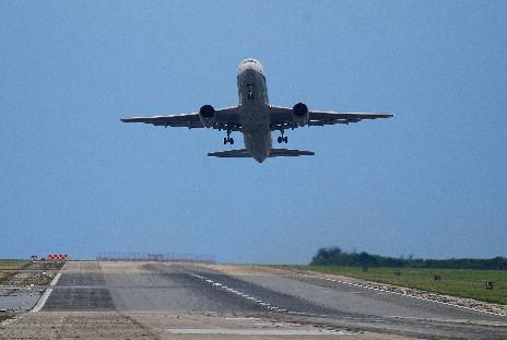 全日空訓練機下地島離陸失敗事故